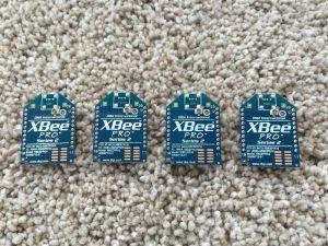 4 x XBee Pro Series 2