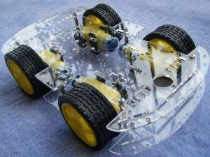 4WD Robot
