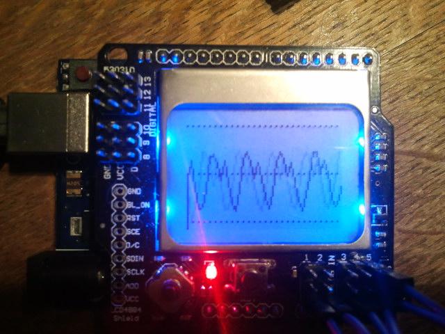 Arduino Scope