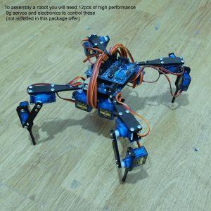 Cheapest Quad Bot