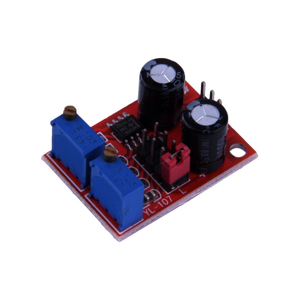 Sending Out The Right Signals Gr33nonline Audio Signal Generator Circuit Icl8038 Ne555 Board