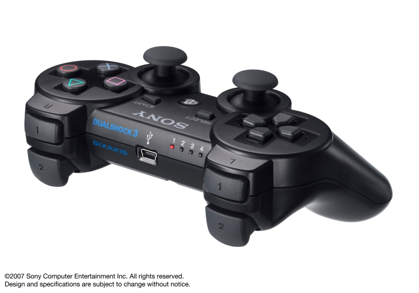 Bluetooth and SONY PS2 controllers