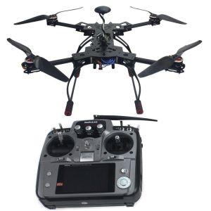 GPS Drone HMF600 Carbon Fiber Foldable Quadcopter APM with ESC TX RX F11101 F