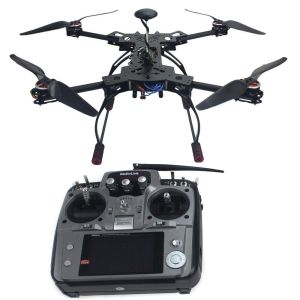 GPS Drone HMF600 Carbon Fiber Foldable Quadcopter APM with ESC TX RX F11101 F
