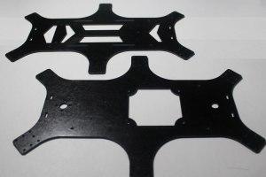 Hexapod Alpha Body Plate