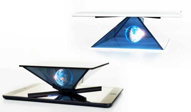 holho hologram projector