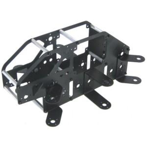 Lynxmotion Aluminum T-Hex Body Kit