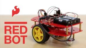 The SparkFun Redbot