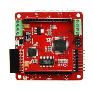 RGB LED Matrix Controller