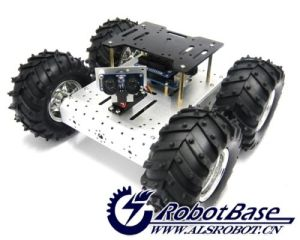 4WD Chassis assembled