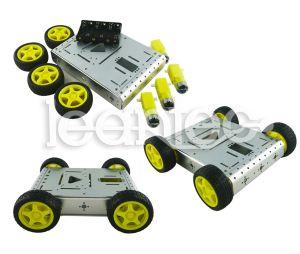 Robot Car Silver
