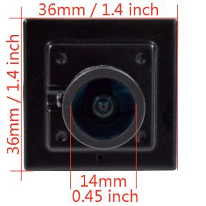 36 x 36 Camera