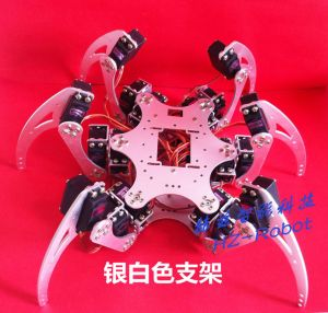 Silver Hexapod