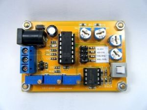Square Sine and Triangle wave generator kit from CH