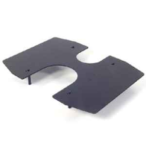 Swivel plate for SainSmart car