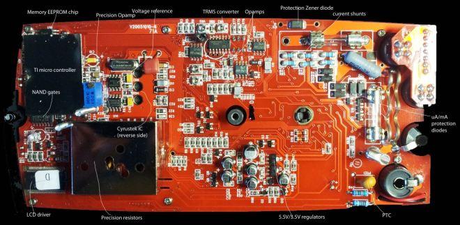 UT71D PCB