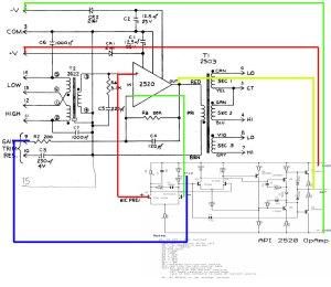 API 2520 schematic