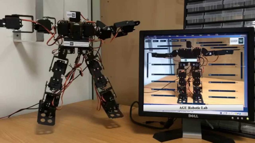 Buying the 17DOF HumanoidRobot