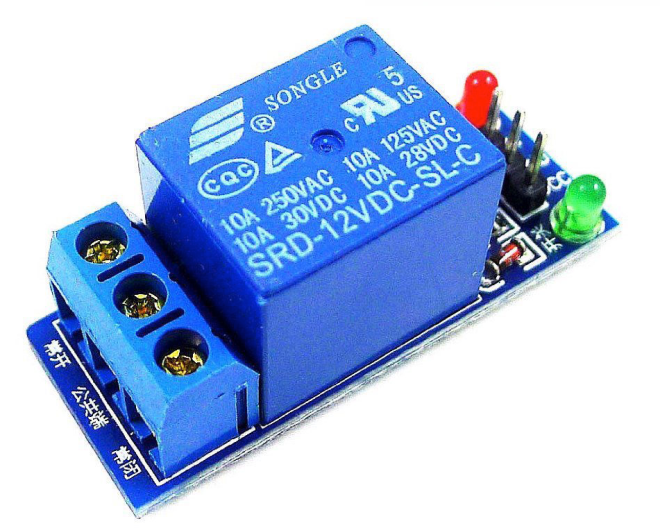 1 Channel 240V 10A Relay