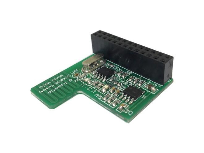Pi-mote controller board