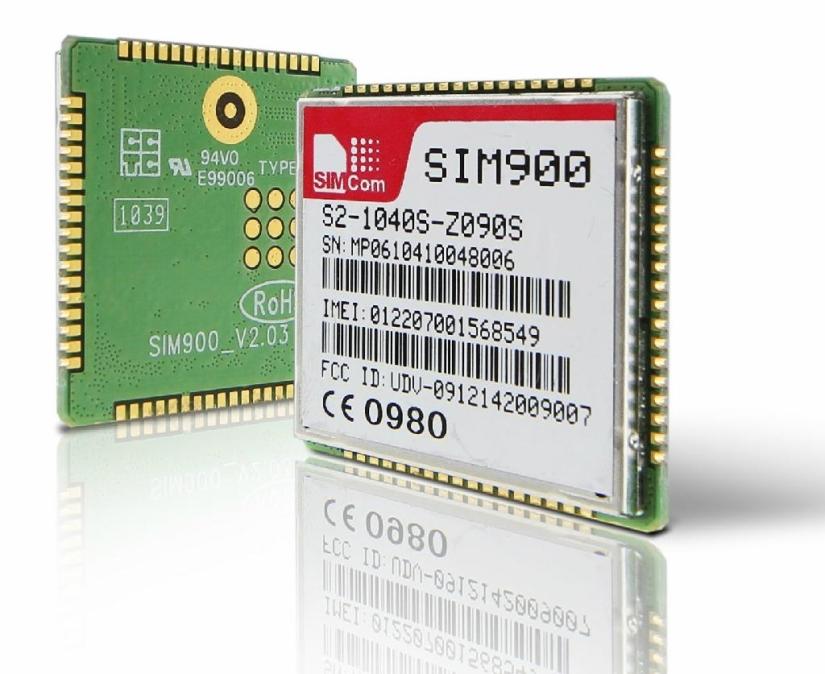 SIMCOM_GSM_GPRS_MODULE_SIM900