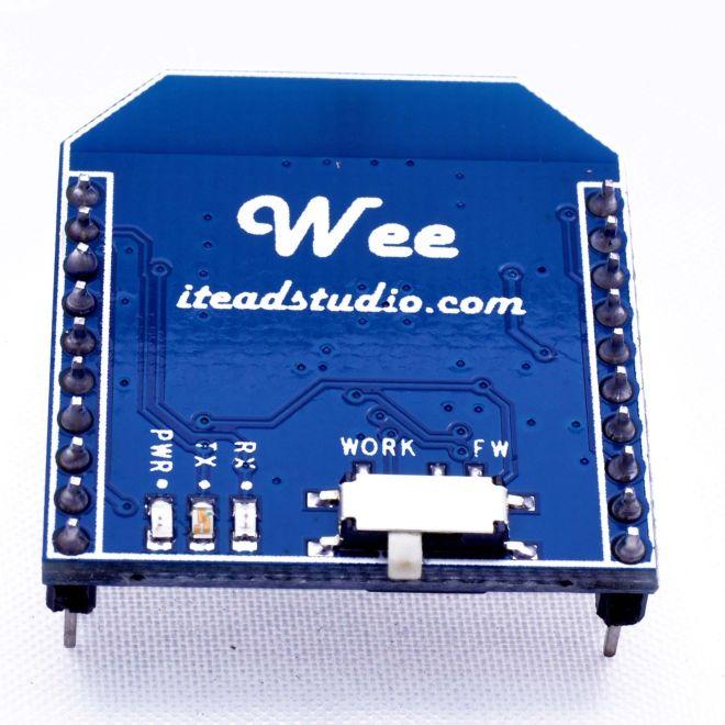 Wee Serial Wi-Fi module