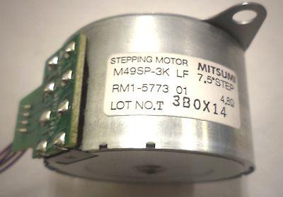 Mitsumi M49SP-3K Stepper