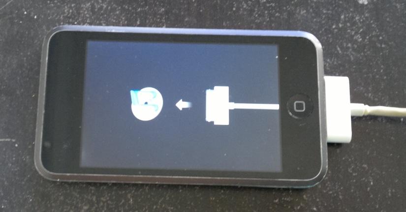 iPod – error1
