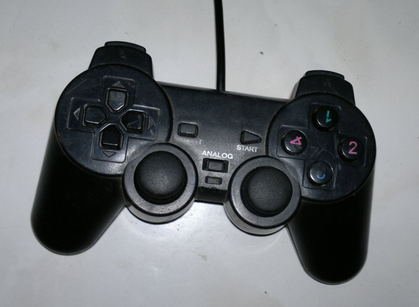Using PlayStation controller on Windows