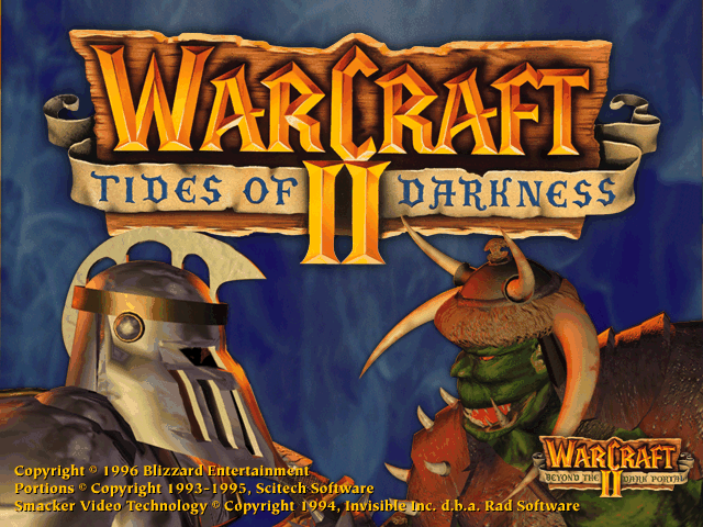 Warcraft 2 on DOSBox