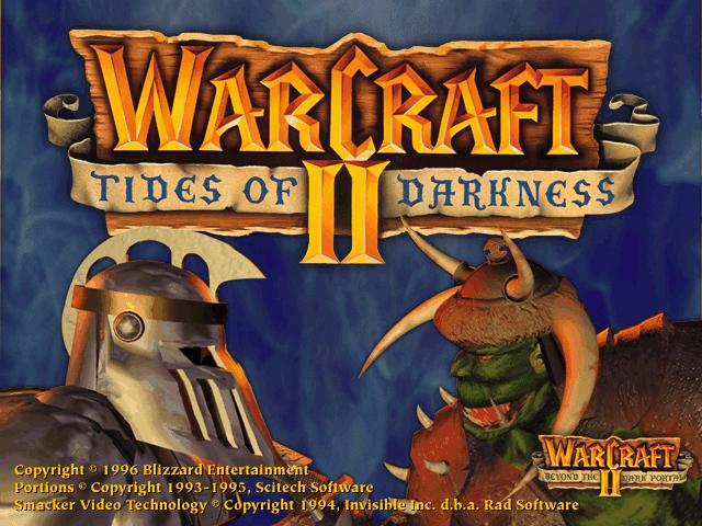Warcraft 2 onDOSBox