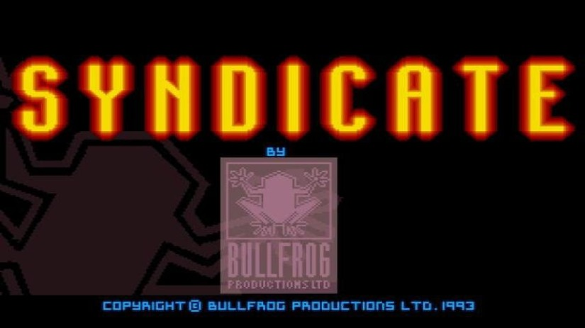 Syndicate on DOSBox