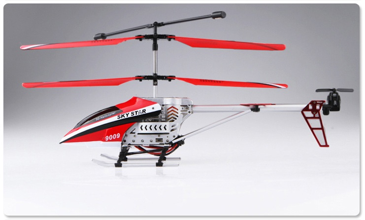 Tian Xiang helicopter – 9009 RC Aeronef
