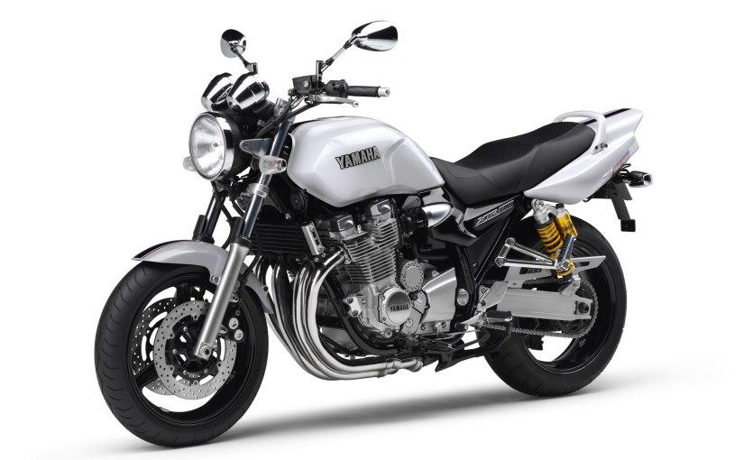 Yamaha XJR 1300 hornissues