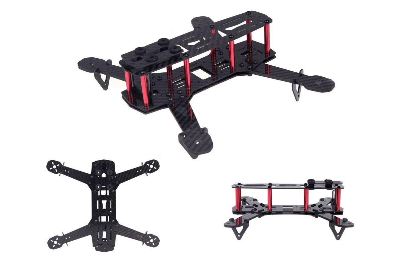 ZMR250 3K Carbon Fiber 4 Axis QAV250 FPV Quadcopter Mini H Quad Drone Frame Kits
