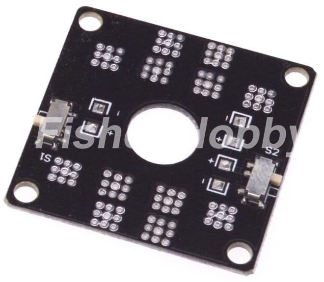 mini PDB CC3D (LED)