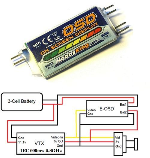 e osd?w=660 fpv and osd gr33nonline ts5823 wiring diagram at gsmx.co