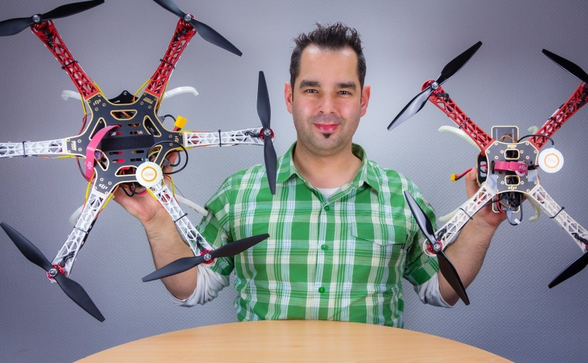Drone kit -F450 andF550