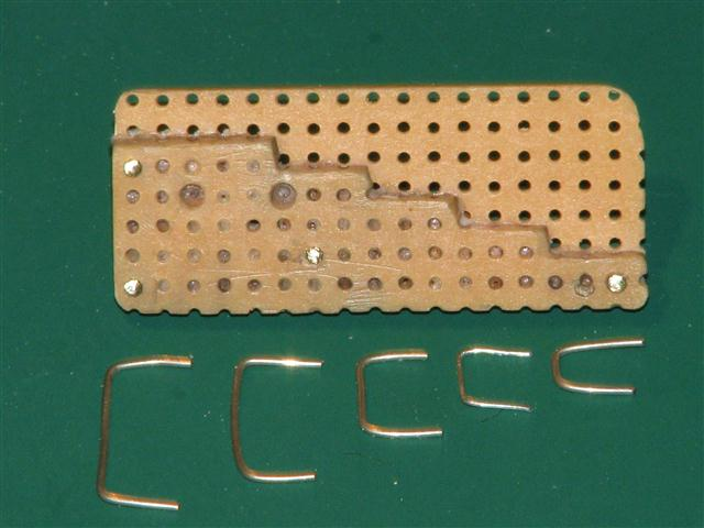Stripboard 119x455mm 46 Tracks 179 Holes for Electronics Prototyping Veroboard