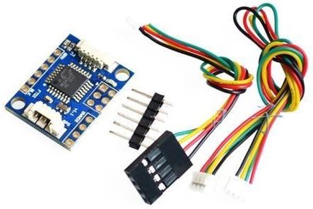 I2C-GPS board