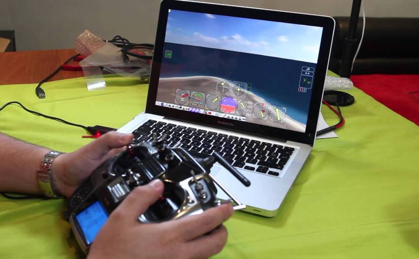 RC Transmitters – Simulators