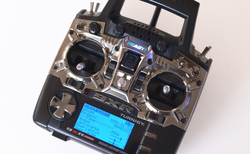RC Transmitters – Turnigy 9XR Pro