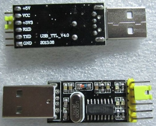 Usb serial interfaces gr nonline