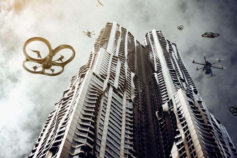 dronedistopia