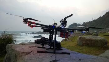 Drone kit -Tarot FY680 Ironman – gr33nonline
