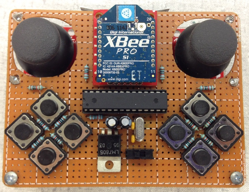 RC Transmitters – DIY – XBee