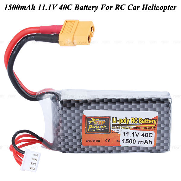 Zip Power LiPo 3S 1500 mAh 40C