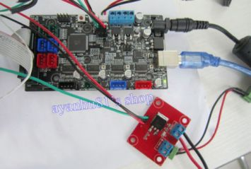 MKS with Heater Board