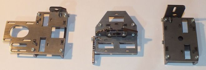 x-axis parts