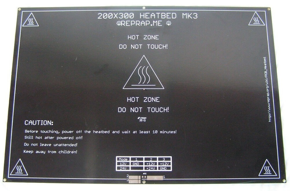 3d printer cork sheet 2mm often-Heat bed insulation gaskets and more